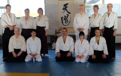 Aikido-Seminar mit Christian Kollmer